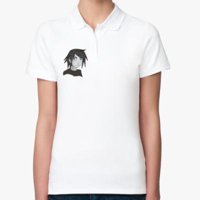 Женская рубашка поло Персонаж