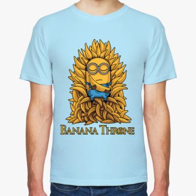 Футболка Banana Throne