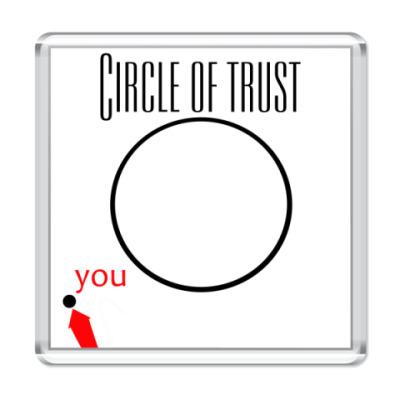 Магнит  Circle of trust