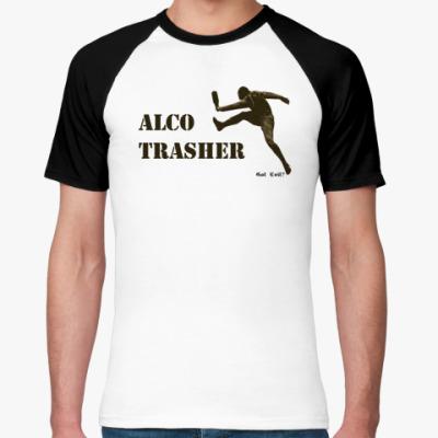 Футболка реглан Alco Trasher