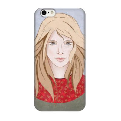 Чехол для iPhone 6/6s модная девушка