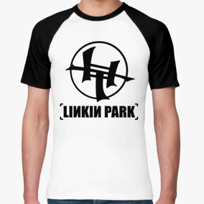 Футболка реглан Linkin Park