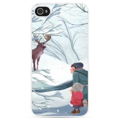 Чехол для iPhone 'Moose'