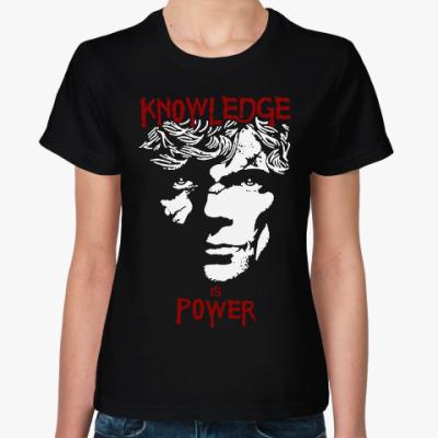 Женская футболка Игра престолов.Тирион