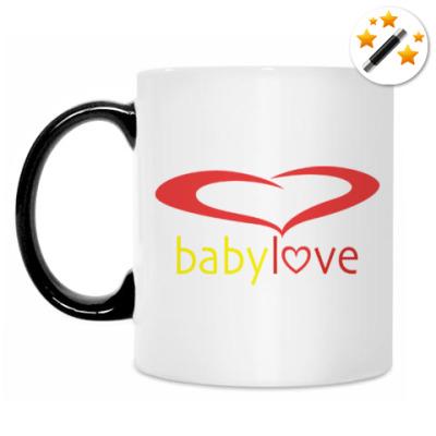 Кружка-хамелеон Baby Love