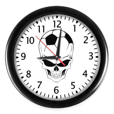 Настенные часы Футбол