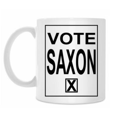 Кружка Vote Saxon