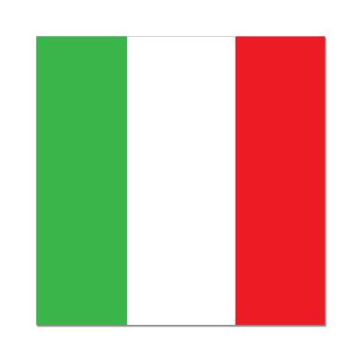 Наклейка (стикер)  Италия, Italy