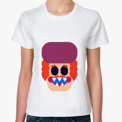 Классическая футболка Schlomo