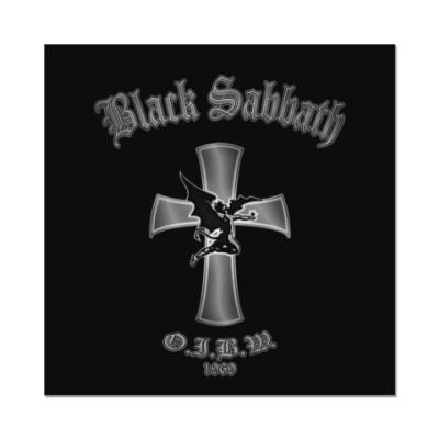 Наклейка (стикер) Black Sabbath