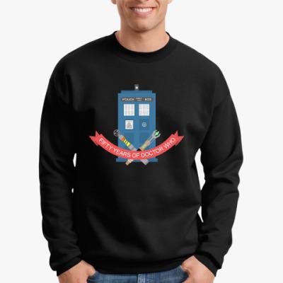 Свитшот TARDIS