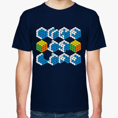 Футболка Кубик Рубика | Rubiks Cube