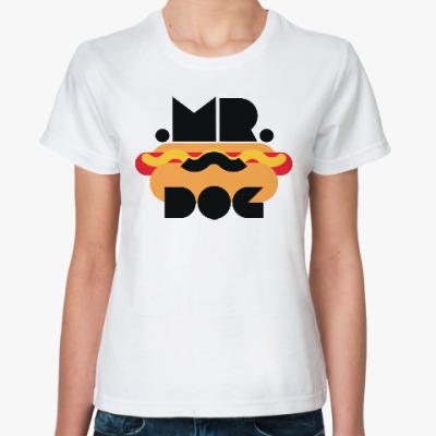 Классическая футболка Хот Дог