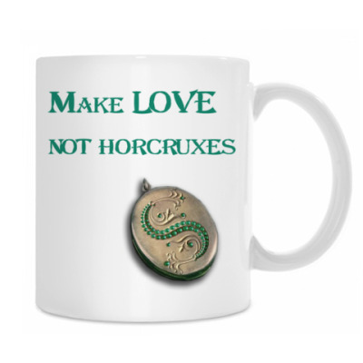 Make love not horcruxes