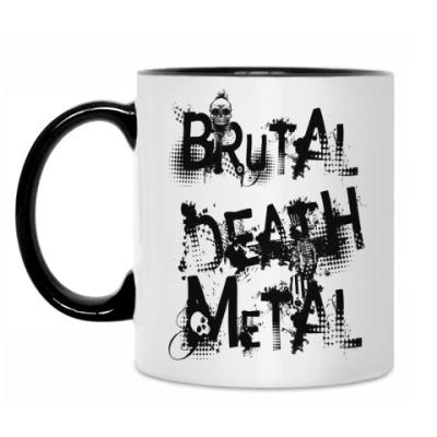 Кружка Brutal Death Metal