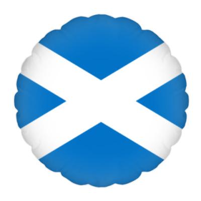 Подушка Подушка Scotland круглая 35x35 см