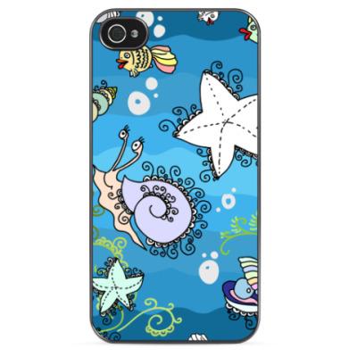 Чехол для iPhone Море