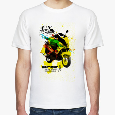 Футболка Gx-Moto Stinger 01