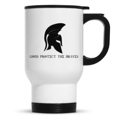 Gods protect the braves,спарта