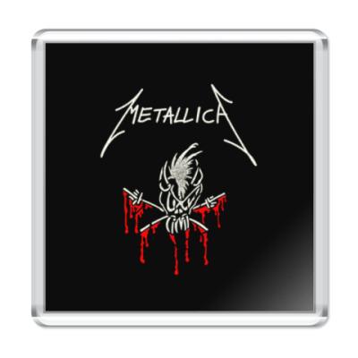 Магнит Metallica