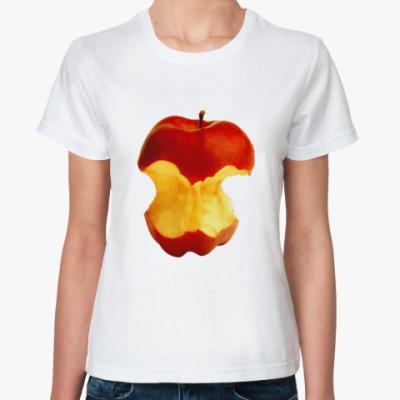 Классическая футболка В яблочко!