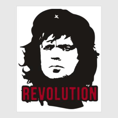 Постер Тирион - Че Гевара
