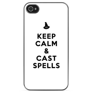 Чехол для iPhone Чехол для iPhone  Keep Calm