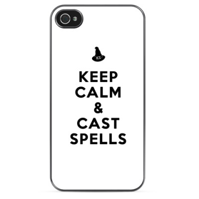 Чехол для iPhone Чехол для iPhone  Keep Calm