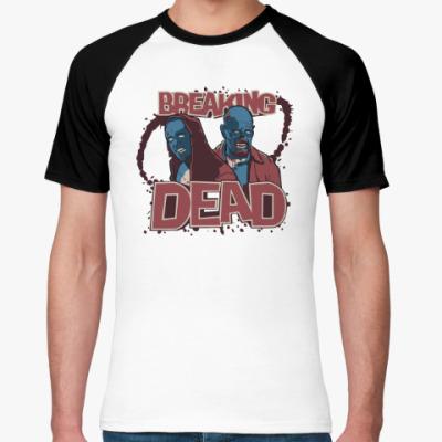 Футболка реглан Breaking Bad - Walking Dead