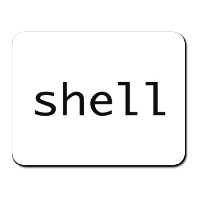 Коврик для мыши Shell