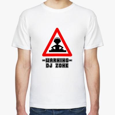 Футболка DJ ZONE