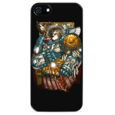 Чехол для iPhone Ultramarines' Primarch Roboute Guilliman