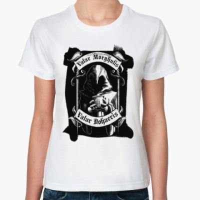Классическая футболка Valar morghulis dohaeris