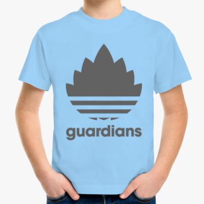 Детская футболка Guardians