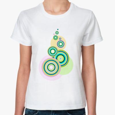 Классическая футболка Позитифф