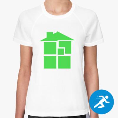 Женская спортивная футболка Homestuck