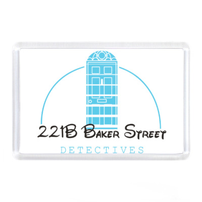 Магнит 221 Baker Street