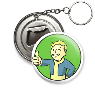 Брелок-открывашка  Fallout