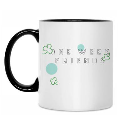 Кружка 'One Week Friends'