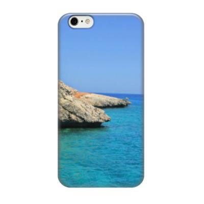 Чехол для iPhone 6/6s морской берег