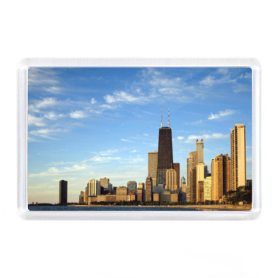 Магнит Чикаго, Америка