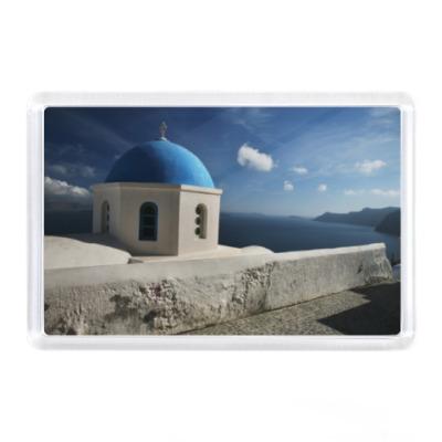 Магнит Санторини, Греция