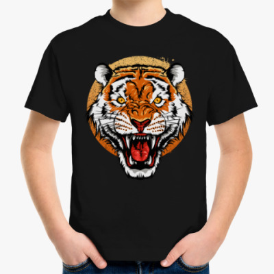 Детская футболка Бенгальский Тигр