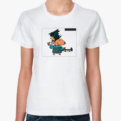 Классическая футболка Walden