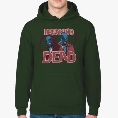 Толстовка худи Breaking Bad - Walking Dead