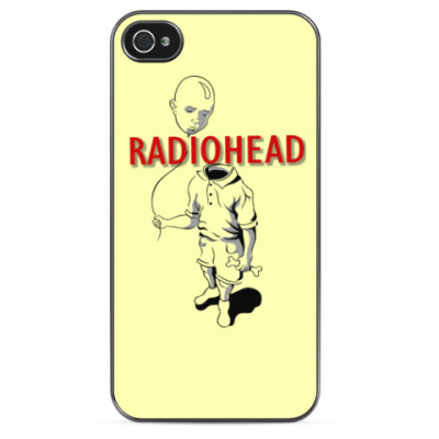 Чехол для iPhone Radiohead