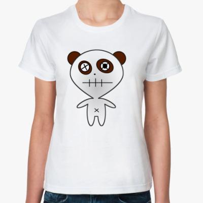 Классическая футболка Монстер Эмо
