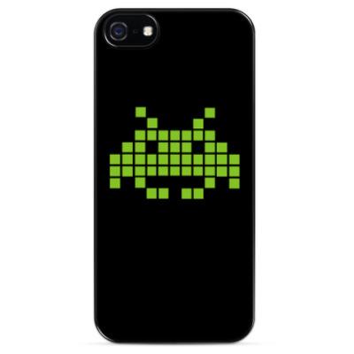 Чехол для iPhone Space Invader