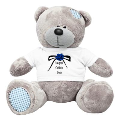 Плюшевый мишка Тедди Элегантный Готический Мишка