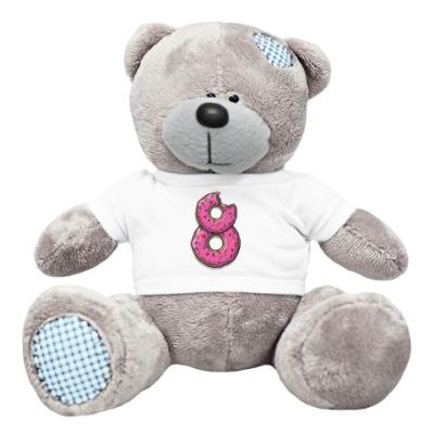 Плюшевый мишка Тедди 8 Мишка